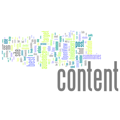 Content Curation – The Missing Block of Your Content Strategy