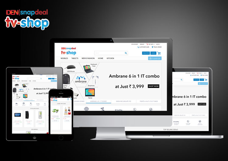 Den Snapdeal
